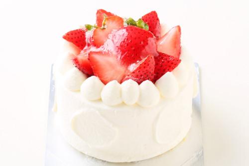 豆乳クリームのシャンティーデコレーション 3号 9cm