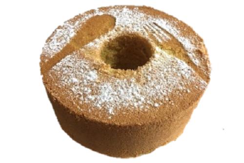 ローシュガー・グルテンフリーのふわふわシフォンケーキ 6号 18cm