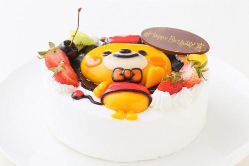 土台あり 立体キャラクターケーキ 生クリーム 5号 15cm