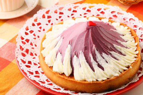 紫芋のタルト 5号 15cm