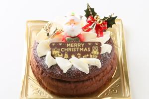 クリスマスケーキ2017 クリスマスプレミアムクラシックショコラ 5号 15cm