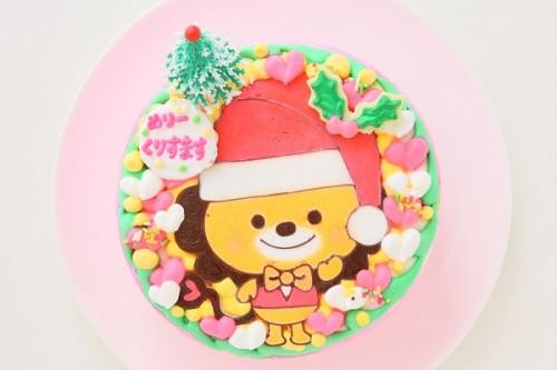クリスマスケーキ2017 キャラクターケーキ 5号 15cm