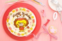 キャラクターデコレーションケーキ 5号 15cm
