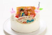 ひな祭り限定 生デコレーションケーキ 5号 15cm