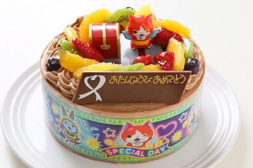 キャラデコ生チョコクリーム 新妖怪ウォッチ 5号 15cm