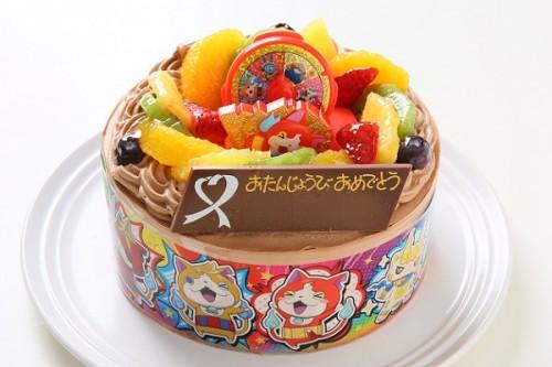 キャラデコ生チョコクリーム 旧妖怪ウォッチ 5号 15cm