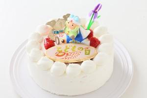子どもの日スペシャル生ケーキ  5号 15cm