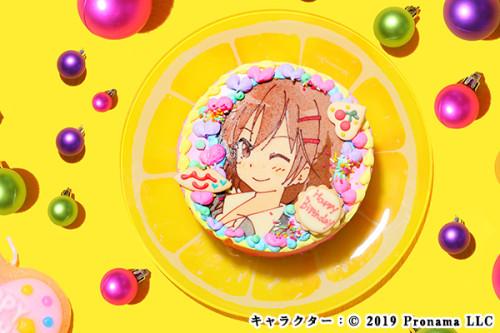 キャラクターケーキ 4号 キャラクター1体のみ 生クリーム 12cm