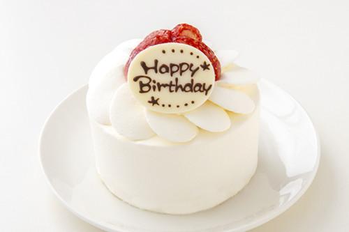 イチゴ生デコレーションケーキ 3号 9cm