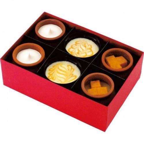 神戸フランツ 魔法の壷プリンセット