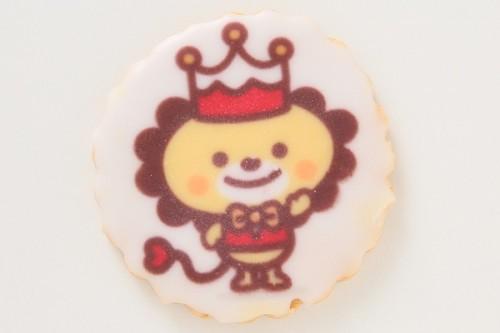 プリントアイシングクッキー 直径6cm