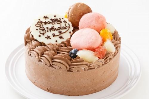 グルテンフリー チョコレートケーキ 4号 12cm