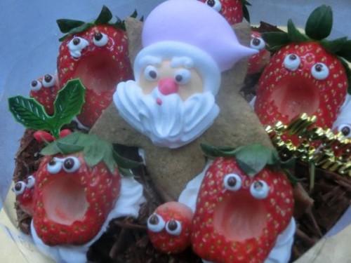 1日2台限定 見た目もかわいい、ドーム型立体ケーキ 5号 15cm
