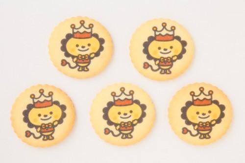 プリントクッキー(写真、キャラクター、イラスト)10枚