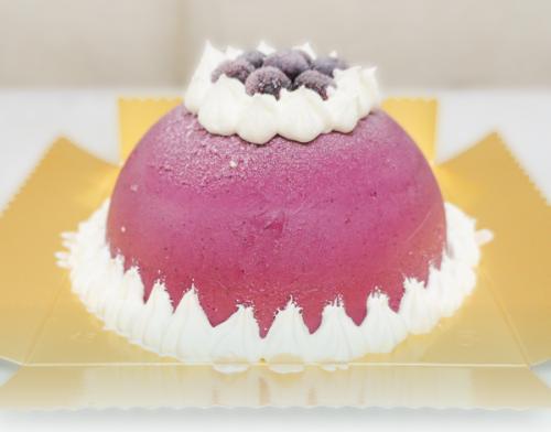アイスケーキ さっぱりヨーグルトブルーベリー 4.5号
