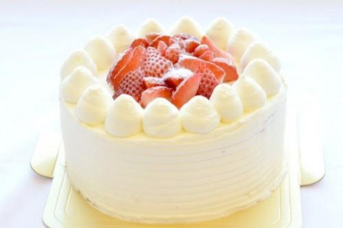 ストロベリーショートケーキ(アメリカへの配送のみ承っております。)