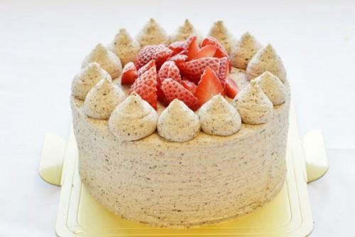 チョコレートショートケーキ(アメリカへの配送のみ承っております。)