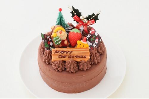 クリスマスケーキ2017 クリスマスガナッシュ 5号 15cm