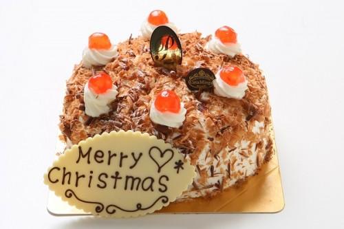 クリスマスケーキ2017 最高級洋菓子 シュヴァルツベルダーキルシュトルテ 15cm
