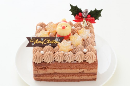 クリスマスケーキ2019 チョコスタークリスマスケーキ 13cm