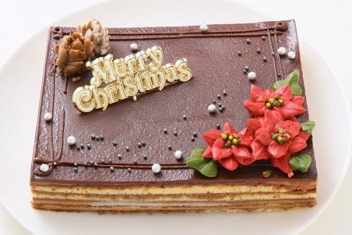 クリスマスケーキ2018 オペラ 5号 15cm