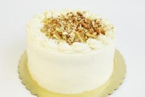キャロットケーキ(アメリカへの配送のみ承っております。)