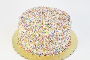 カラフルケーキ(アメリカへの配送のみ承っております。)