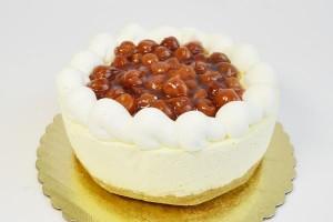 レアチーズケーキ(アメリカへの配送のみ承っております。)