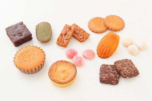 焼き菓子10種