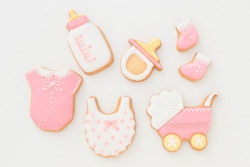 ベビーアイシングクッキーセット
