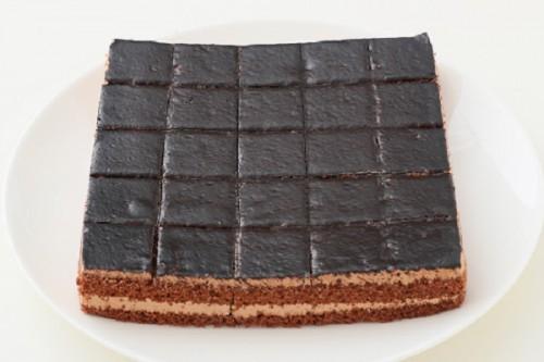 シートケーキ チョコ
