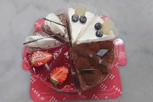 カットケーキ アソート 5号 15cm