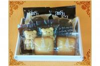 ギフト焼き菓子・紅茶詰合せ(小)