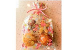 焼菓子ミニギフト700★マフィン2個とクッキー2枚★小さな贈り物に★国産小麦使用