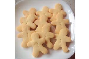 しろちゃんクッキー★10枚入り★国産小麦使用★卵不使用