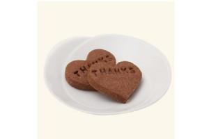 ハートThanksチョコクッキー 5箱セット