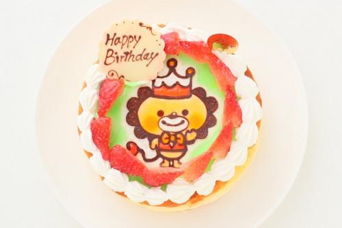 キャラクター2体まで キャラクターチーズケーキ 5号 15cm