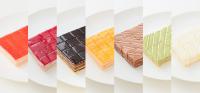 【3.3×3.5カット】9種類から選べるシートケーキ 計15台 (5台×3種類  サイズ:17.5cm×10cm×3cm)
