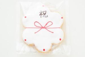 のしアイシングクッキー 祝 10枚セット