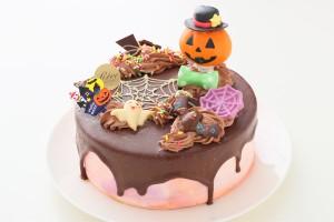 ハロウィンケーキイメージ