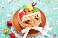 クリスマスケーキ2019 クリスマスファースト 4号 12cm