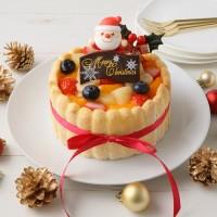 ファーストバースデーケーキ 4号 12cm クリスマスケーキ2019