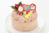 クリスマスケーキ2019 チョコ 3号 9cm