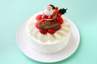 イチゴ生デコレーションケーキ 5号 15cm クリスマスケーキ2020