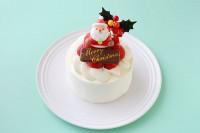 イチゴ生デコレーションケーキ 4号 12cm クリスマスケーキ2020