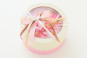 バレンタイン2019 フラワーBOX 焼菓子ギフト