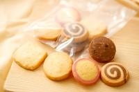 バレンタインクッキーセット ココア 3枚入り