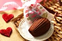 バレンタイン代行 マドレーヌチョコ