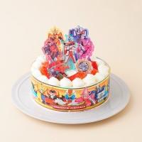 生デコレーションケーキ 騎士竜戦隊リュウソウジャー 5号 15cm