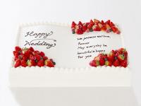 契約書ケーキ